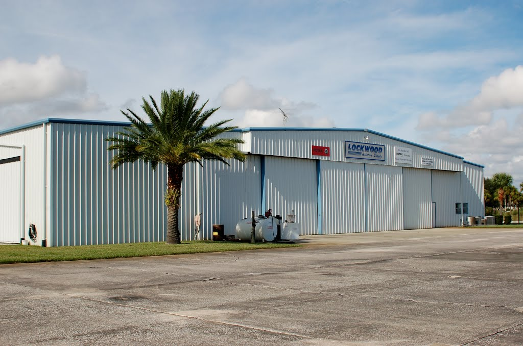 lockwood hangar